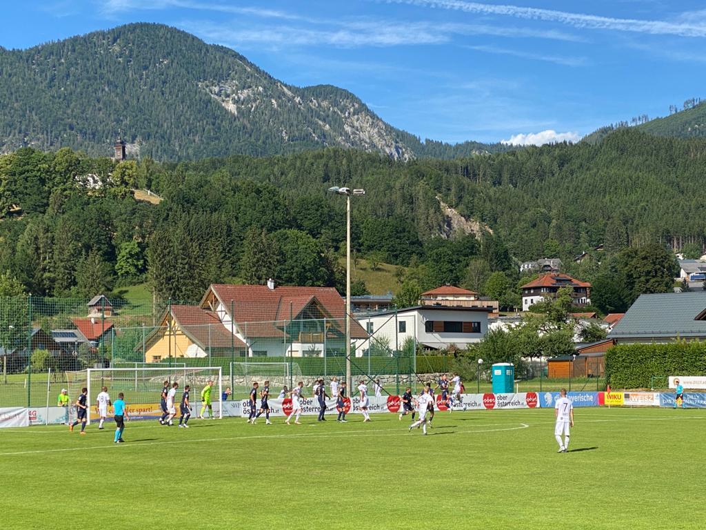 Testspiel Kulisse TSV 1860 München Austria Klagenfurt