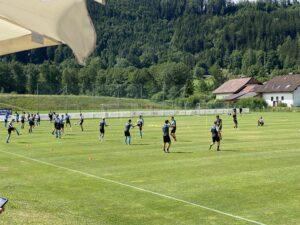 Mannschaft TSV 1860 Training