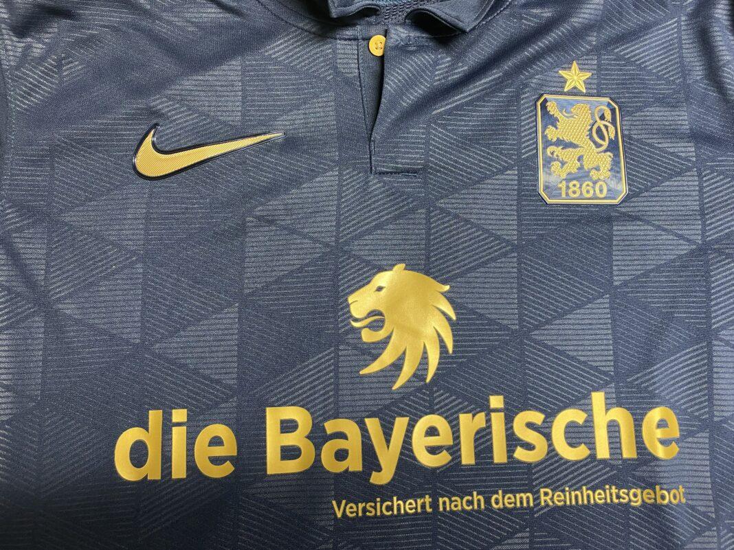 TSV 1860 Auswärtstrikot 2021/22