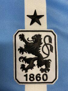 TSV 1860 Logo Trikot