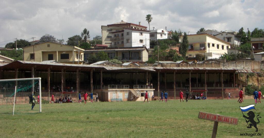 Fußball auf Madagaskar