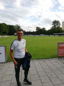 Michael Köllner zu Gast beim TSV 1860 II