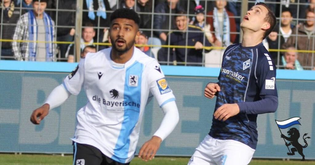 Noel Niemann (TSV 1860) in der Saison 2019/20