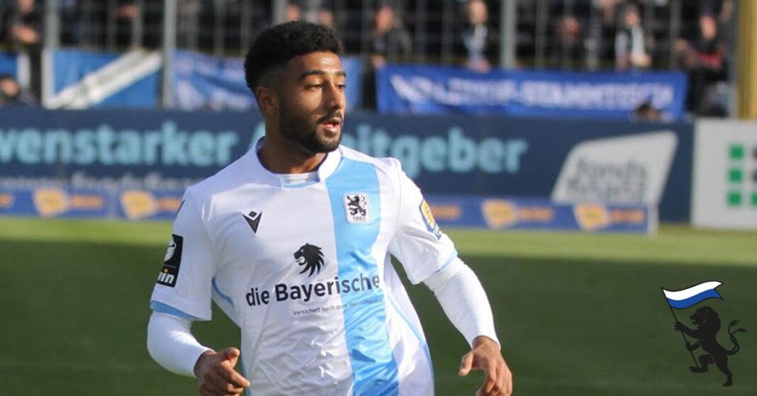 Saison 19/20: Noel Niemann (TSV 1860)