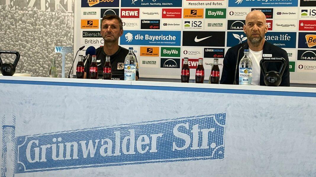 Löwenrunde 23.07.2021: Michael Köllner und Günther Gorenzel