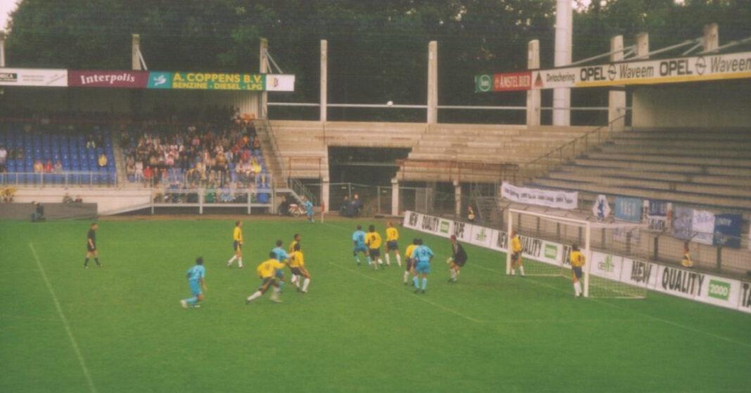 Eckball 1860 in Waalwijk