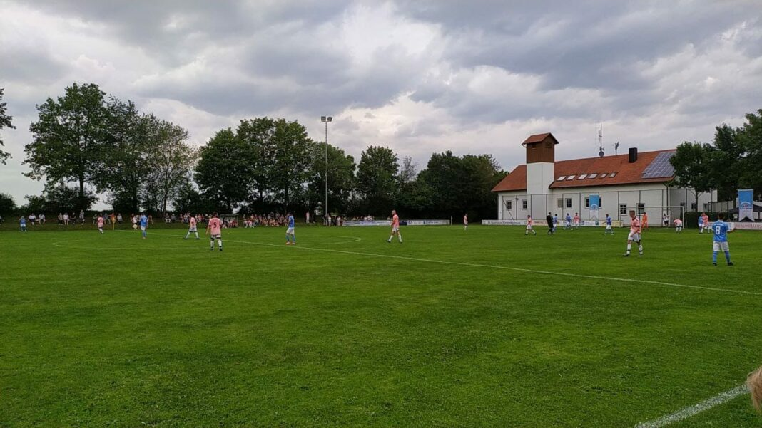 SV Adelshofen gegen den TSV 1860 München IV 6:0 24.07.2021