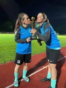 TSV 1860 München Frauenfußball Turniersieg in Aschheim