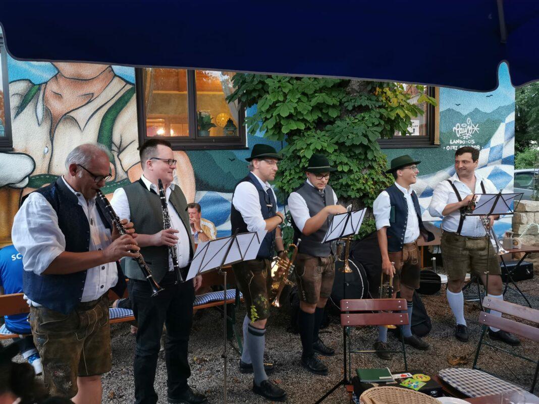 Sechzgermusikanten TSV 1860