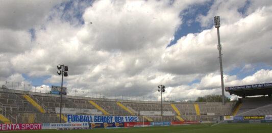 Stehplätze Fussball TSV 1860