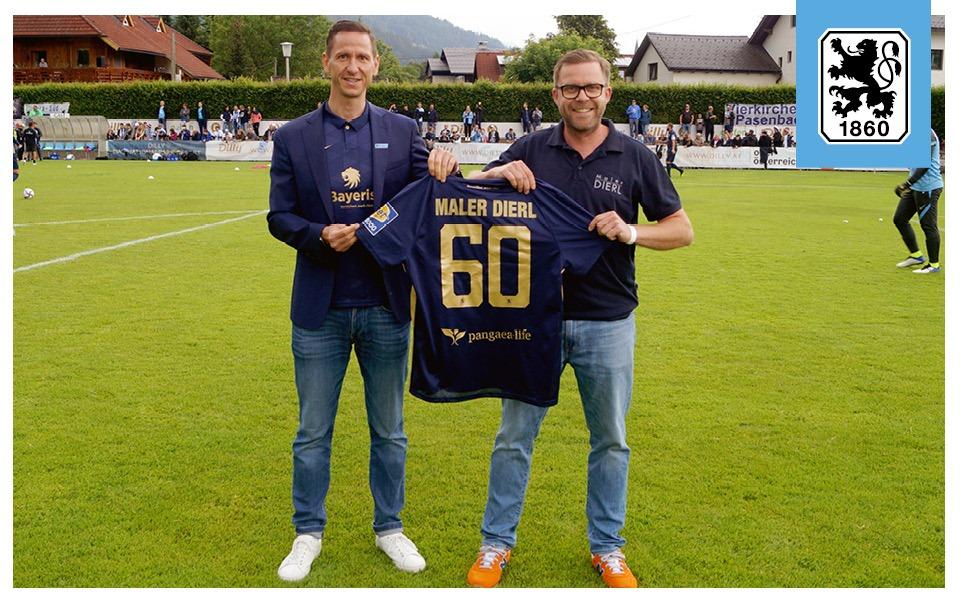 Marc-Nicolai Pfeifer und Christian Dierl