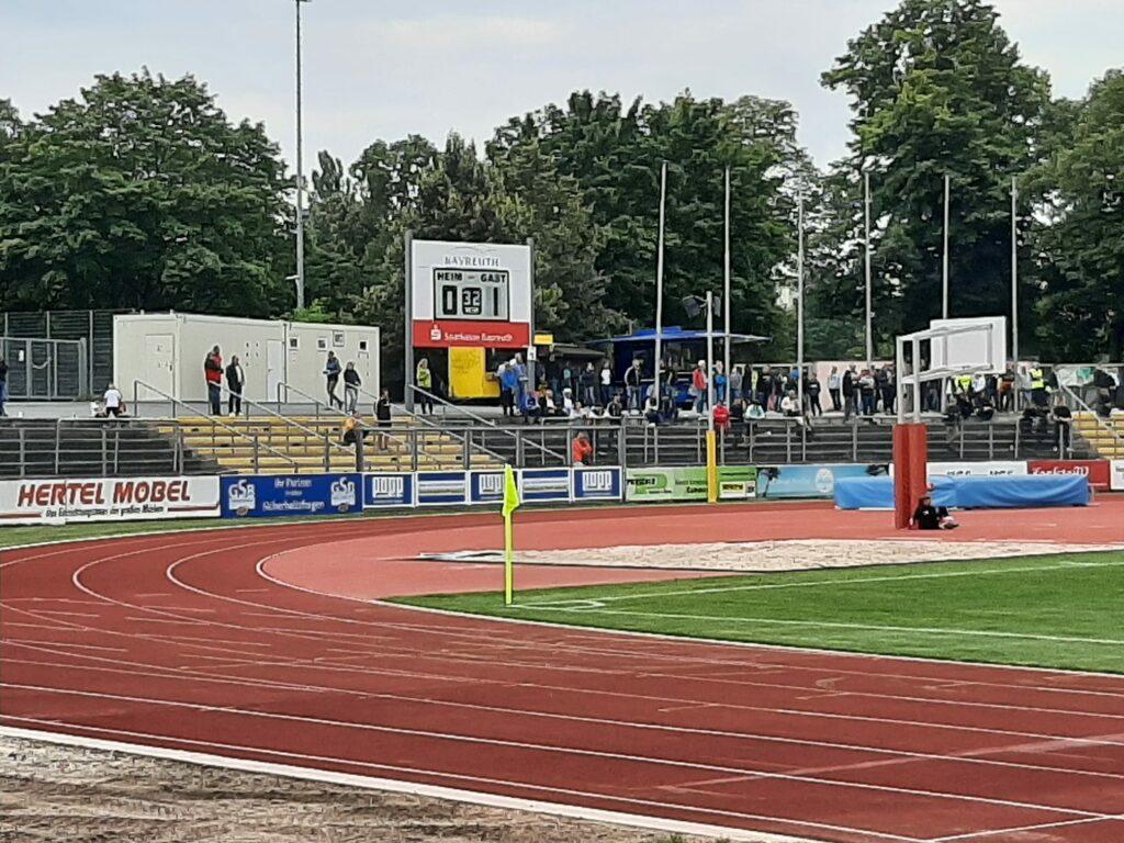 Saas Bayreuth - TSV 1860 0:1