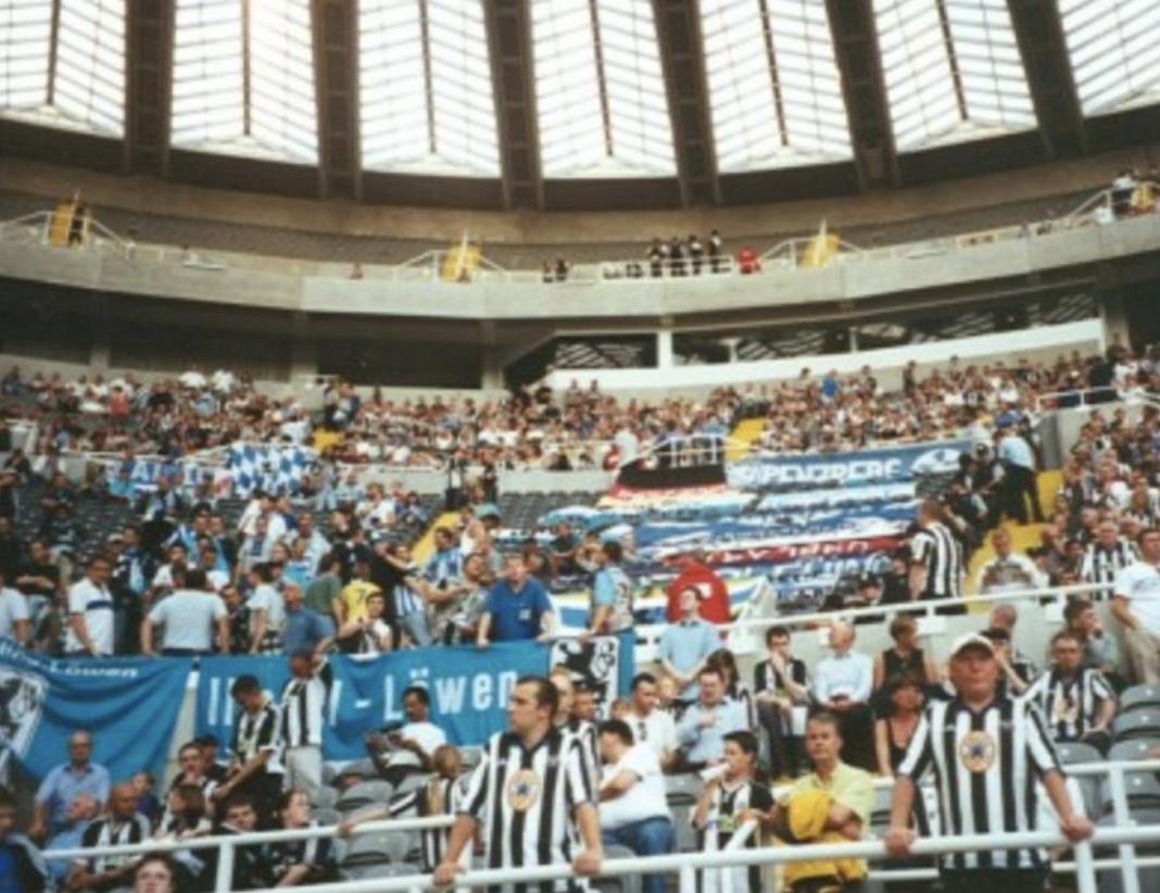 Newcastle United TSV 1860 München 2001