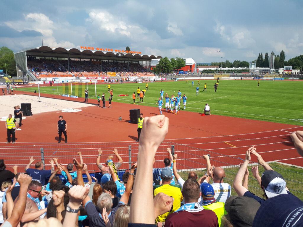 Hans-Walter-Wild-Stadion Bayreuth