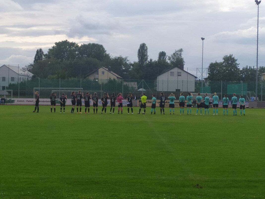 TSV 1860 München Frauen Testspiel Gegen SG DJK Ingolstadt SV Wettstetten