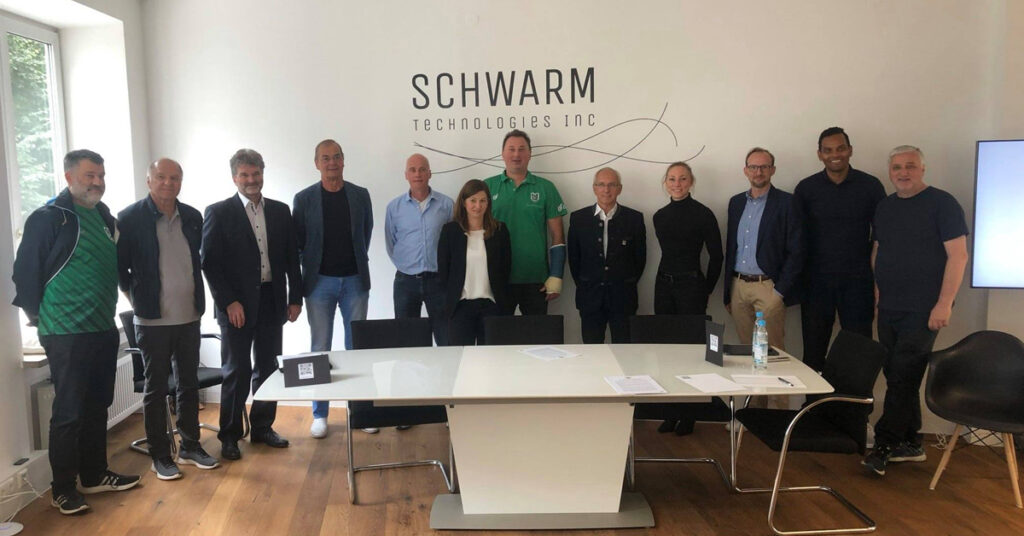Kooperation TSV Haching München