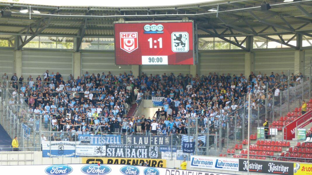 Halle TSV 1860 München