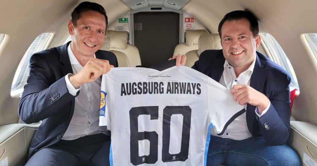 Sponsor Augsburg Airways