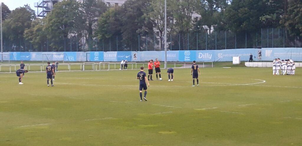 TSV 1860 - FC Gundelfingen 15.09.2021