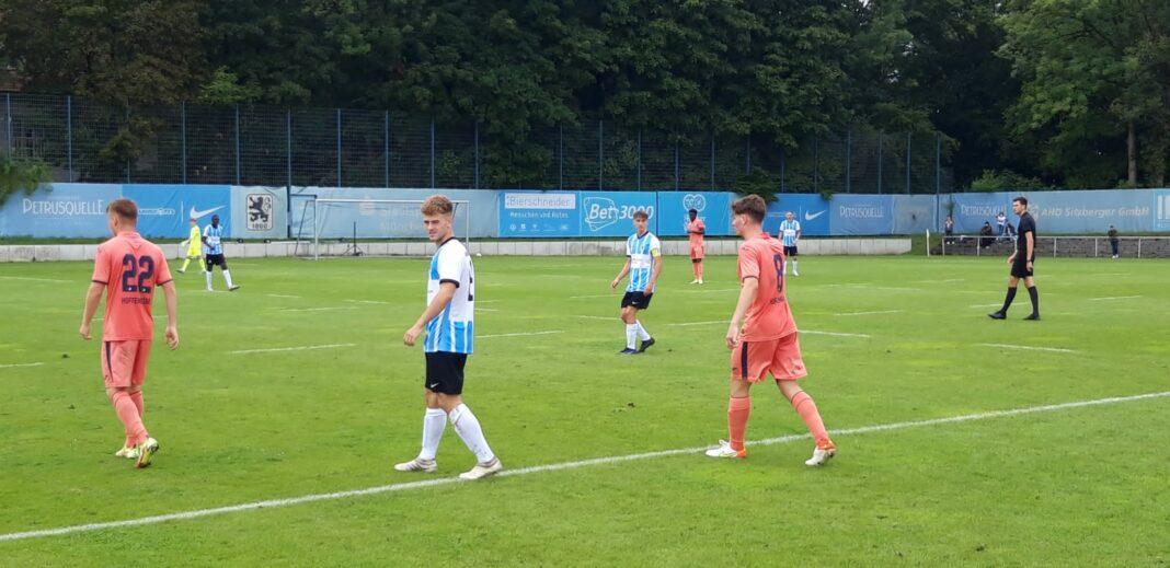TSV 1860 U17 - TSG Hoffenheim (11.09.2021)