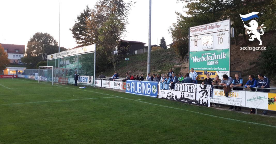 TSV Buchbach gegen TSV 1860