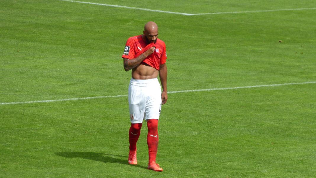 Terrence Boyd (Hallescher FC)