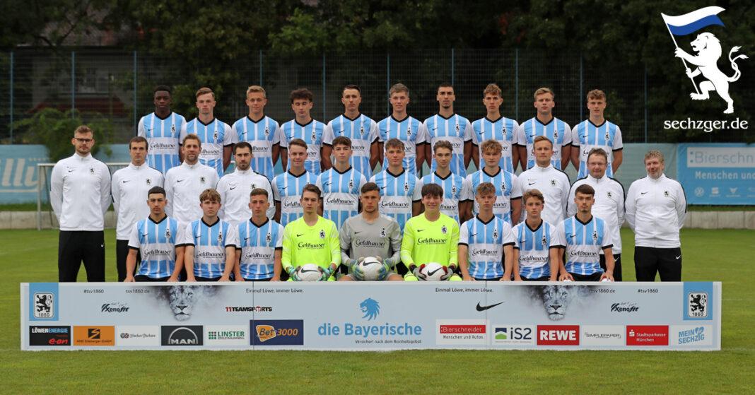 TSV 1860, U19, Saison 2021/22