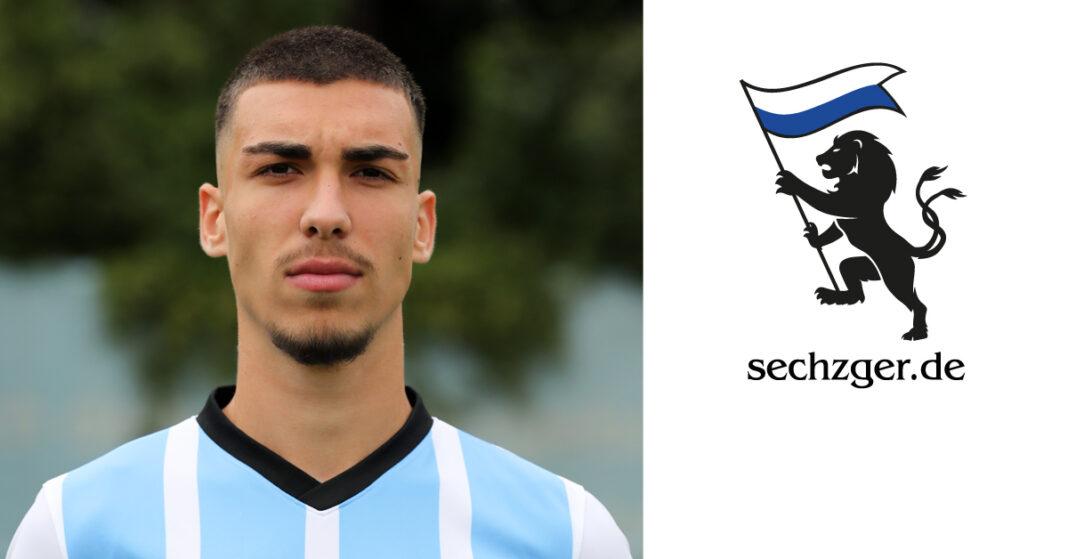 Zivanovic Marko aus der U19 der Löwen
