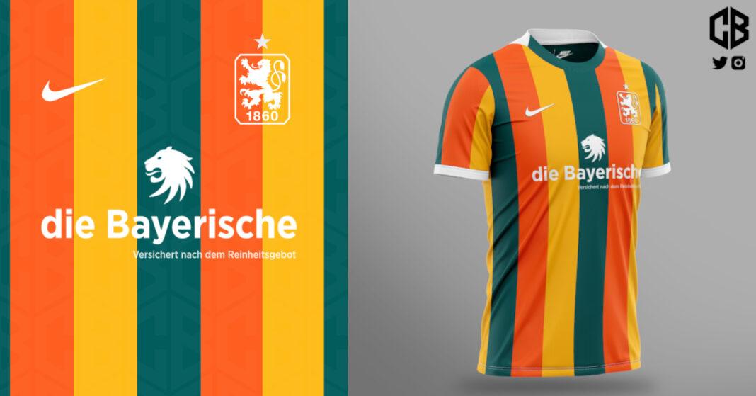 Concept Kit Wiesn Trikot TSV 1860