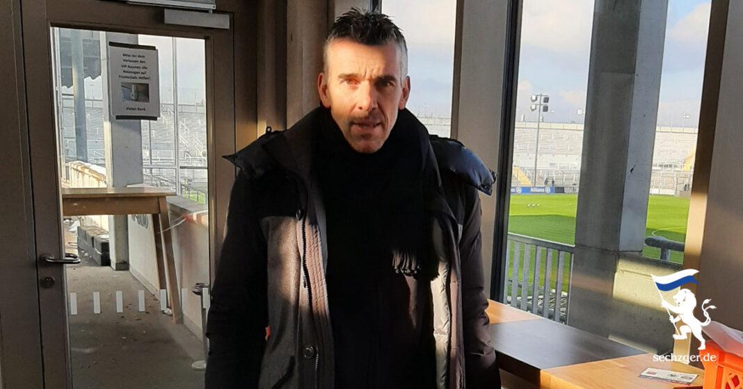 Danny Schwarz, ehemaliger Spieler des TSV 1860