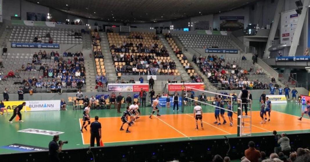 Volleyball Bundesliga TSV Haching München