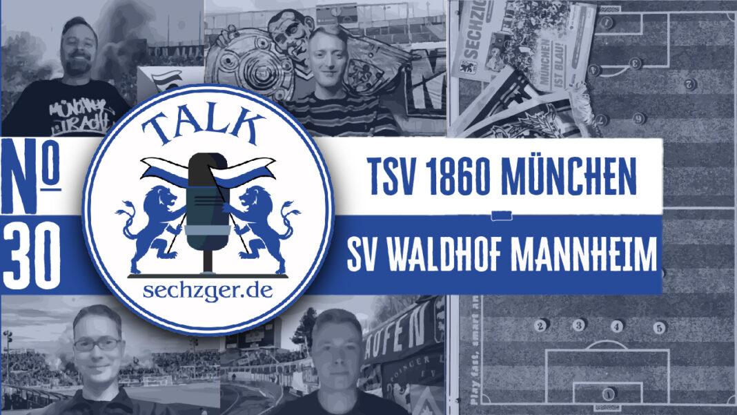 Youtube Thumbnail Sechzger De Talk 1860 München Sv Waldhof Mannheim 1280x720
