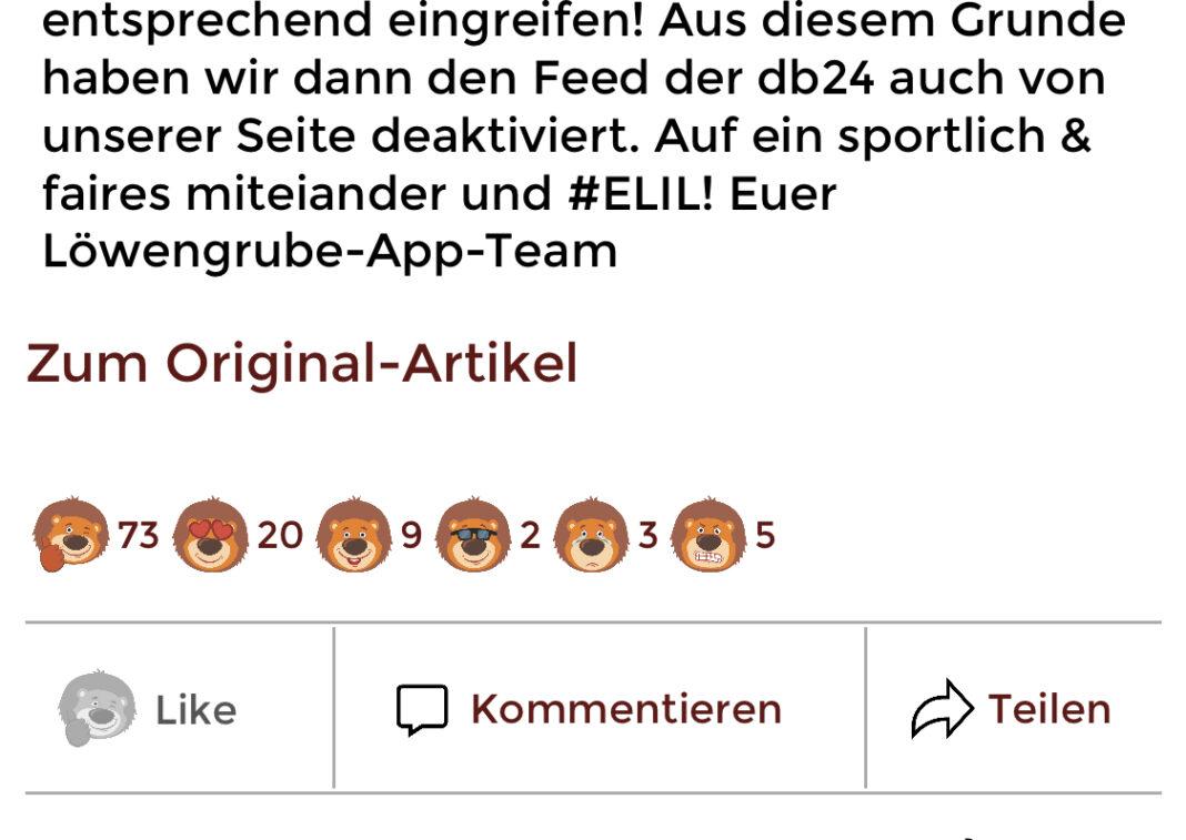 Löwengrube App